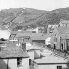 Aberystwyth Roofscape, May 1964