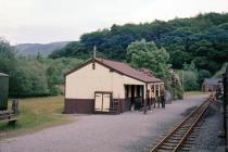 Devil's Bridge Station, 12 June 1964