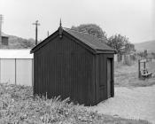 Llanbadarn VoR Station, 12 June 1964