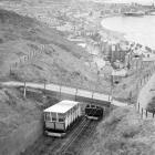 Aberystwyth Cliff Railway, 15/16 June 1964