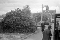 Caersws Station, 1964/06/17