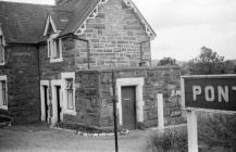 Pontdolgoch Station, 1964/06/17