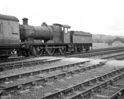 0-6-0 2268 at Aberystwyth, 9 Sep 1964
