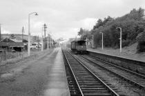 Lampeter Station, 13 Nov 1963