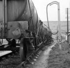 Tank Wagons at Aberystwyth, Jan/Feb 1967