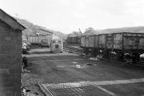 Aberaeron Station, 13 Nov 1963