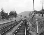 Llanbrynmair Station, 1965/06/16