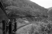 Vale of Rheidol Train, 12 June 1964