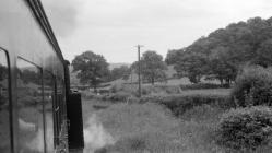 On the way to Devil's Bridge, 12 June 1964