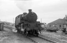 2-6-4T 80132 on the Aberystwyth Triangle, 15...