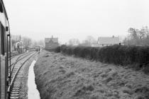 Carno Station, 1964/12/18