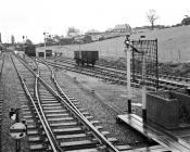 Newtown Station, Powys, 1964/12/18