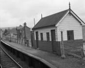 Talerddig Station, 1965/01/10