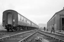 Last Steam Hauled Cambrian Coast Express,...