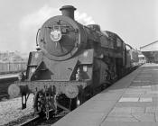 Engineer's Inspection at Aberystwyth, Jan...