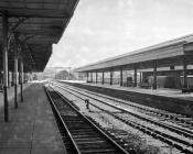 Aberystwyth Station, 3 Feb 1969