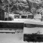 Machynlleth Station, 1969/02/03