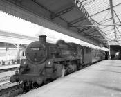 75012 at Aberystwyth Station, 20 June 1966