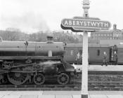 Last Steam Hauled Cambrian Coast Express,...
