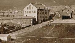 Maerdy Hall in 1905