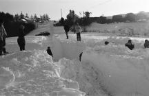 Allt-Walis, January 1982