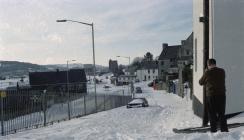 Snowy Carmarthen January 1982