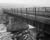 Aberystwyth: Carmarthen line railway bridge,...