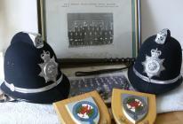 Group of police memorabilia. Glamorgan &...