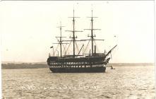 Watkin Evan Jones - HMS Conway