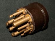 Early type of universal plug