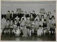 St David's Day, Laugharne School 1963