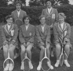 Hafodunos Hall Boarding School Tennis Players