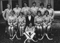 Hafodunos Hall Boarding School Hockey Team 1963