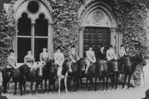 Riding Lessons, Hafodunos Hall Boarding School
