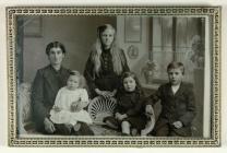 Family of Eliza Davies OBE