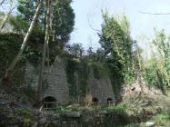 Lime Kilns on Llanymynech Hill