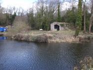 Tally House on canal