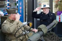 VJ Day Party at Porthcawl Museum