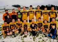 St. Harmon Team Photograph 2000-2002