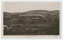 Lampeter from Penlan