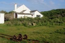 'The Cottage', Skokholm Island - ...