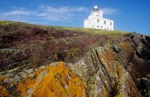 'The Lighthouse', Skokholm Island