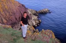A Visit to 'Wreck Cove', Skokholm...