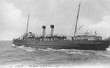 Great War At Sea: The QUEEN sunk 17 August 1915