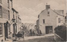 Fishguard, Main Street. c1908