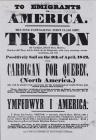 To Emigrants to America 1842