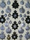 Police insignia from Wales
