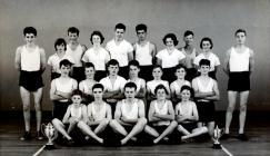 Y Pant Athletic Team, 1956
