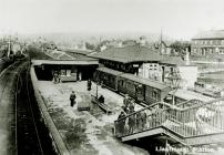 Old Llantrsiant Railway Station, Pontyclun