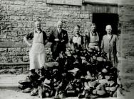 Mr. D. J. Evans and Employees, Boot & Shoe...